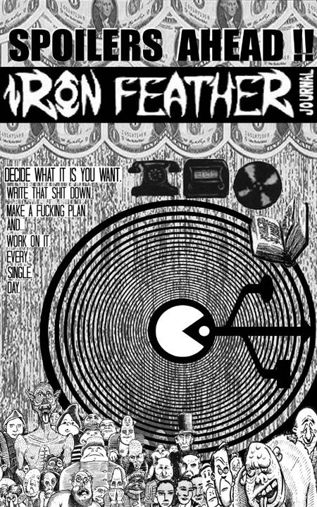 ironfeather journal no. 19